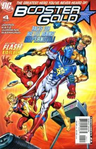 Booster Gold #4 (2007)