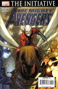 The Mighty Avengers #5 (2007)
