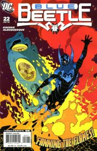 The Blue Beetle #22 (2007)
