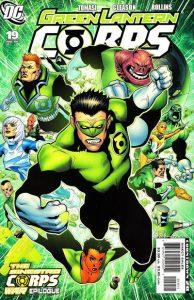 Green Lantern Corps #19 (2007)