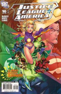 Justice League of America #16 (2007)