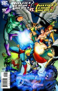 Justice League of America #15 (2007)