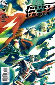 Justice Society of America #11 (2007)