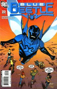 The Blue Beetle #23 (2008)