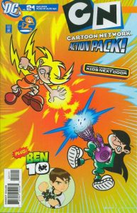 Cartoon Network Action Pack #21 (2008)
