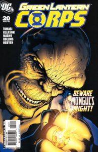 Green Lantern Corps #20 (2008)
