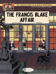 The Adventures of Blake & Mortimer #4 (2008)