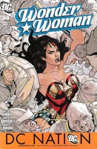 Wonder Woman #14 [giveaway] (2008)