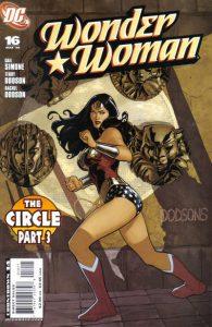 Wonder Woman #16 (2008)