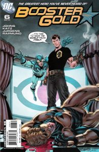 Booster Gold #6 (2008)
