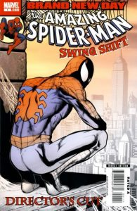 Amazing Spider-Man Free Comic Book Day 2007 (Swing Shift) #1