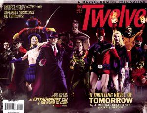 The Twelve #1 (2008)