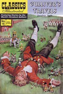 Classics Illustrated #16 (2008)