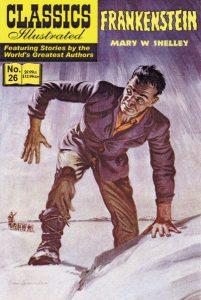 Classics Illustrated #26 (2008)
