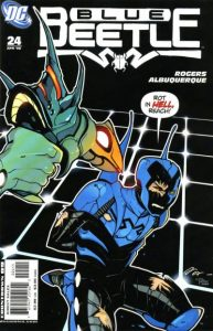 The Blue Beetle #24 (2008)