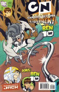 Cartoon Network Action Pack #22 (2008)
