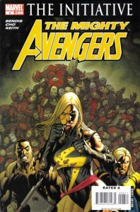 The Mighty Avengers #6 (2008)
