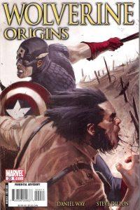 Wolverine: Origins #20 (2008)
