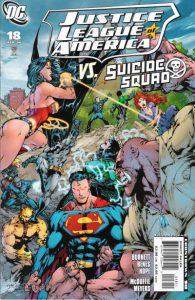 Justice League of America #18 (2008)