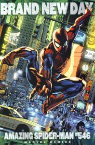Amazing Spider-Man #546 (2008)