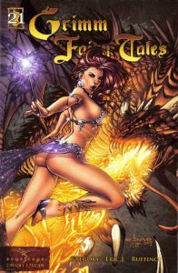 Grimm Fairy Tales #21 (2008)