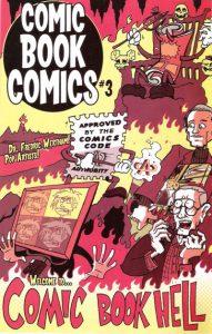 Comic Book Comics #3 (2008)