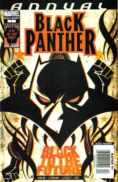 Black Panther Annual #1 (2008)