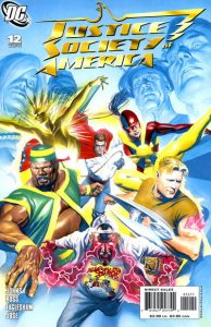Justice Society of America #12 (2008)