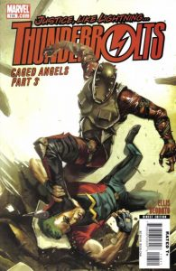 Thunderbolts #118 (2008)
