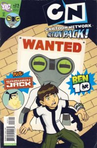 Cartoon Network Action Pack #23 (2008)