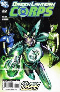 Green Lantern Corps #22 (2008)