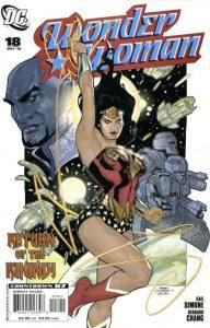 Wonder Woman #18 (2008)