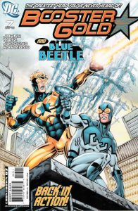 Booster Gold #7 (2008)