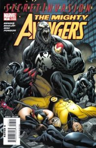 The Mighty Avengers #7 (2008)
