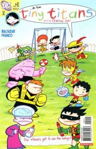 Tiny Titans #2 (2008)