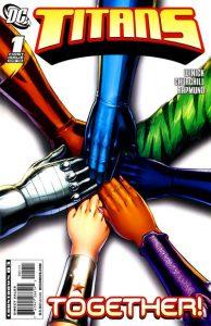 Titans #1 (2008)