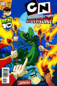 Cartoon Network Action Pack #24 (2008)