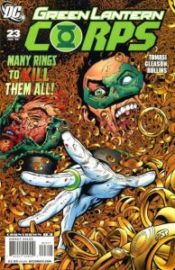 Green Lantern Corps #23 (2008)