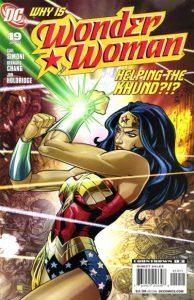 Wonder Woman #19 (2008)