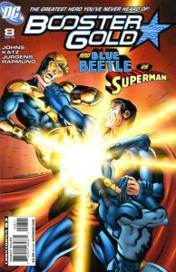 Booster Gold #8 (2008)