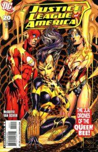 Justice League of America #20 (2008)