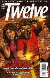 The Twelve #4 (2008)