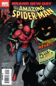 The Amazing Spider-Man #550