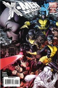 X-Men: Legacy #208 (2008)