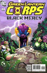 Green Lantern Corps #24 (2008)