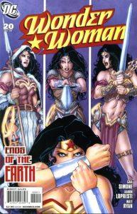 Wonder Woman #20 (2008)