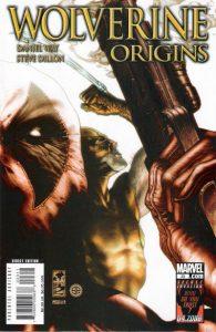 Wolverine: Origins #23 (2008)