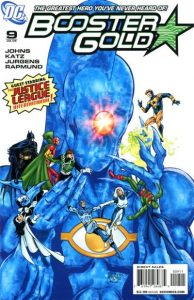 Booster Gold #9 (2008)