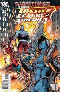 Justice League of America #21 (2008)