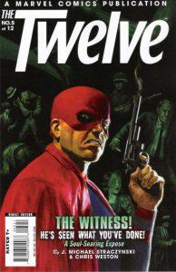 The Twelve #5 (2008)